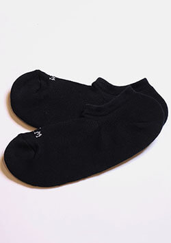 2IN PILE SOX FOR LOWCUT SHOES