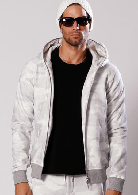 FULL ZIP STRETCH PARKA
