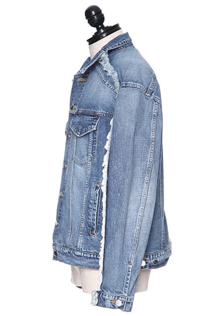 JOINED DENIM JACKET