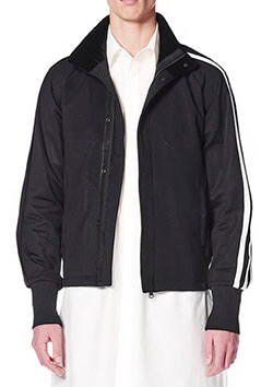 STRIPE TRACK JACKET