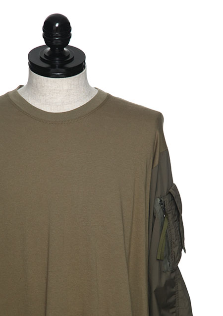 COTTON JERSEY COMBINATION TACTICAL T-SHIRTS