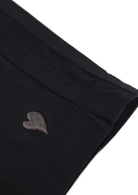 × Brown Bunny LUXSPO OPEN ZIP SHORTS PRINT A