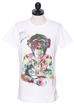 MONKEY BODY T-SHIRT