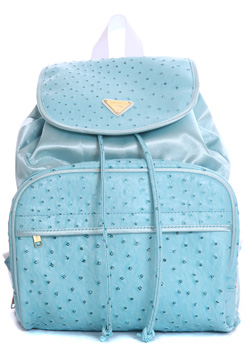 JOYRICH OSTRICH MIXIED BACKPACK