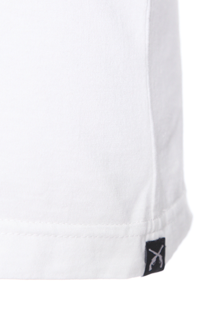 AMERICAN COTTON COMBER JEARSEY POCKET TEE