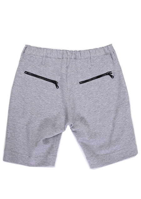 T/C JERSEY ZIP POCKET SHORT PANTS