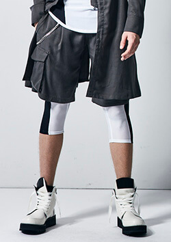 BERBERY SHORT CARGO PANTS