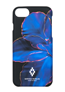 BLUE FLOWER 8 CASE