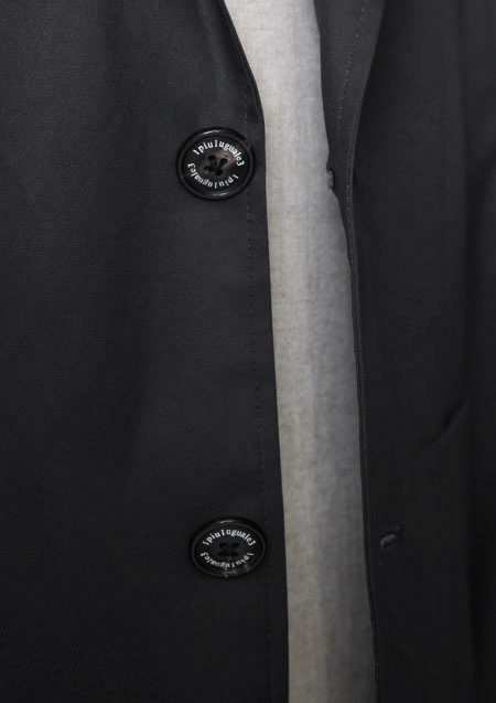 NOTCHED COLAR SINGLE JACKET