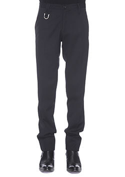 GABARDINE STRETCH SLACKS