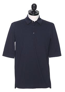 ポロシャツ7分丈袖