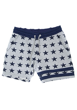 SWEAT SHORT PANTS (STAR PATTERN)