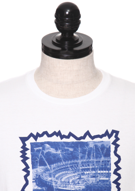 CREW NECK T-SHIRTS (STADIUM PHOTO)