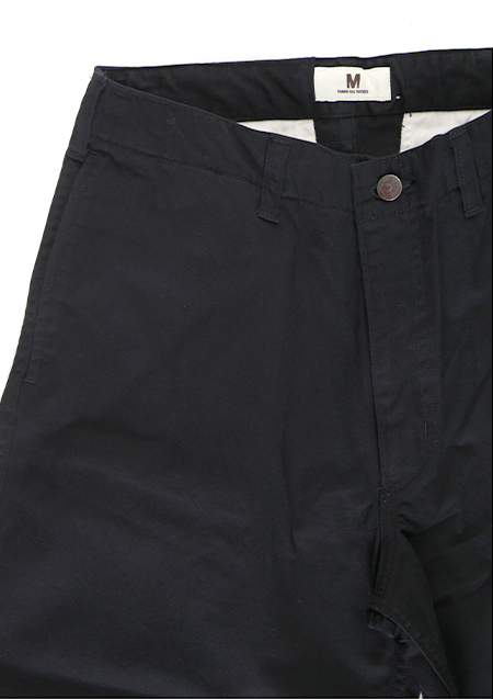 BASIC BAGGY CHINO SHORT PANTS