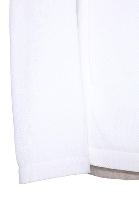 アモッサ鹿の子テーラードジャケット