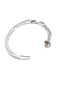 NOVEL SHINY NAIL BANGLE