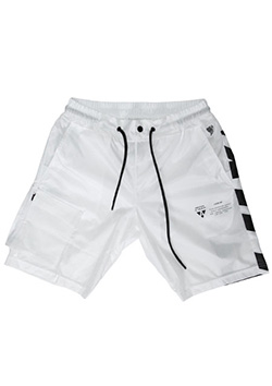 HYBRID ONE SIDE CARGO SHORT