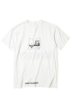 ×QALB CREW NECK T-SHIRTS
