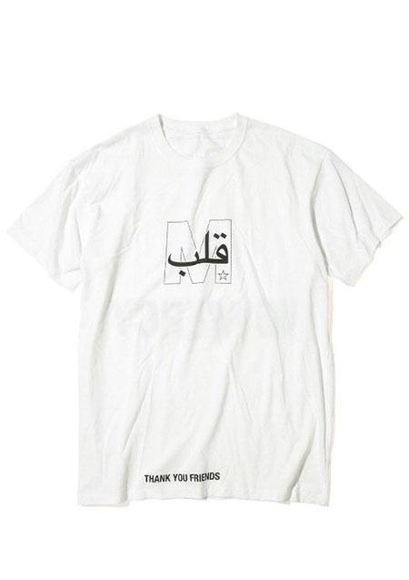 ×QALB CREW NECK T-SHIRTS