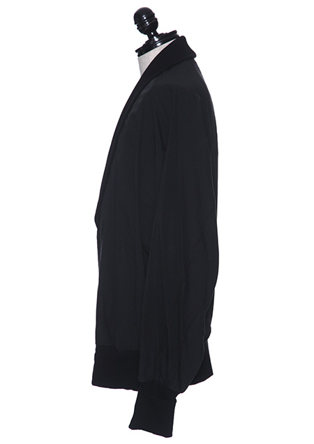 VIS/CO CLOTH GOWN BLOUSON
