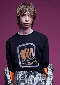 JASS RECORDS T-SHIRT