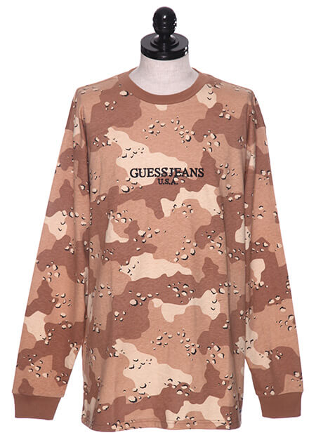DESERT CAMO LONG SLEEVE