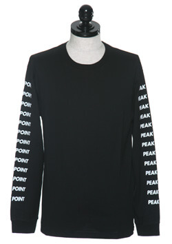 LONG SLEEVE T-SHIRTS(PEAK POINT)
