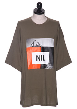 COTTON JERSEY NIL MIX T-SHIRT