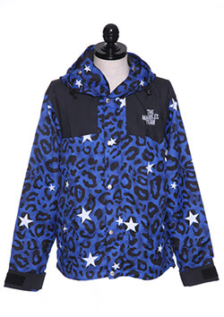 STAR LEOPARD MOUNTAIN JACKET