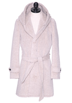 WRAP ROPE COAT