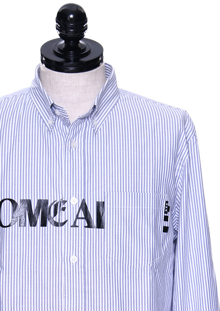 GX-A19-1828-215 OXFORD SHIRT