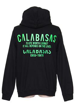 HOODIE #CALABASAS