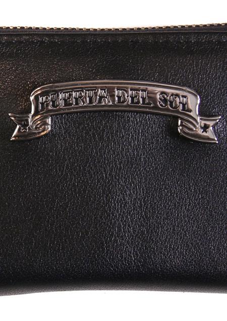 メタルプレートコインケース