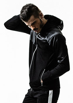 WARM-UP ZIP HOODIE