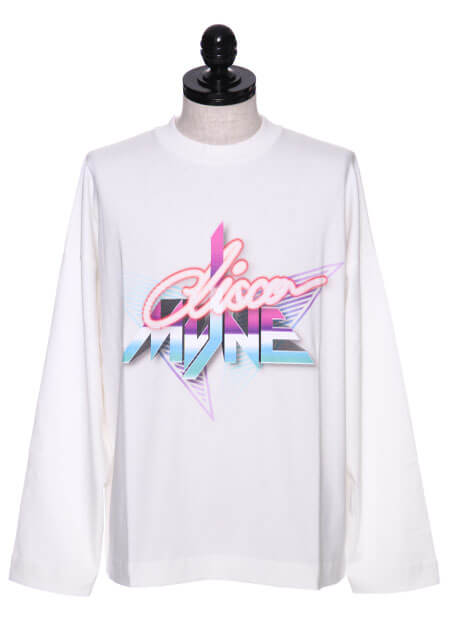 DISCO MYne L/S T-SHIRT