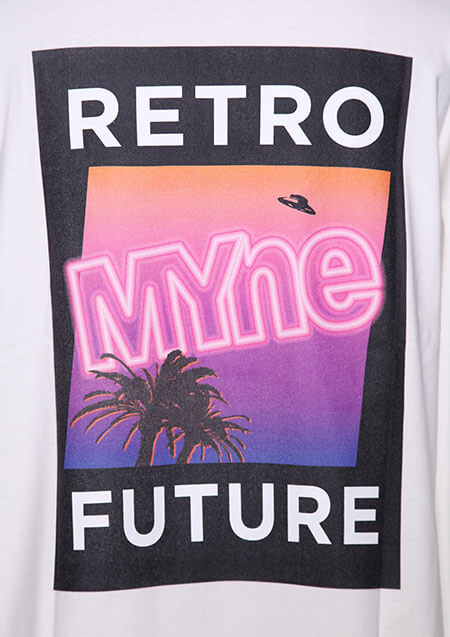 RETRO FUTURE L/S T-SHIRT