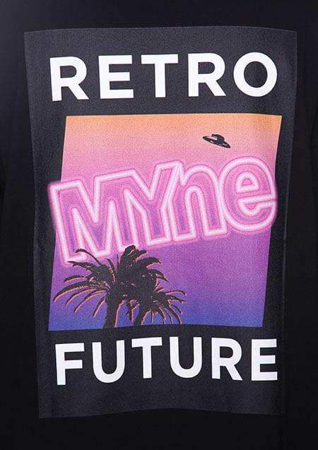 RETRO FUTURE L/S T-SHIRT