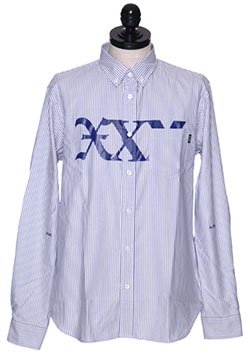 GX-A19-1828-254 OXFORD SHIRT