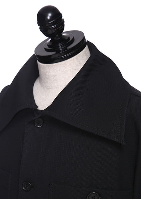 KERSEY CLOSE-UP JACKET