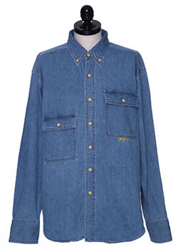 RETRO FUTURE DENIM SHIRT