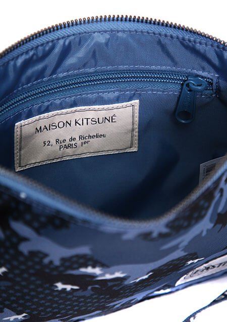 x MAISON KITSUNE EXCLUSIVE COLLECTION ISABELLA