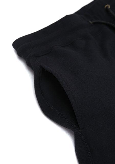 RHINESTONE 3 LOGO FEECE PANTS
