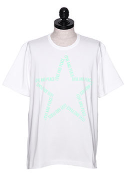 COOLMAX JEARSEY STITCH L&P REFLECTOR PRINT BIG TEE