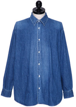 DENIM BIG SHIRT