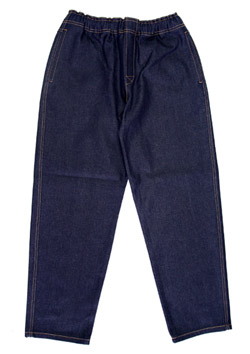 RIGID DENIM ELASTIC PANT