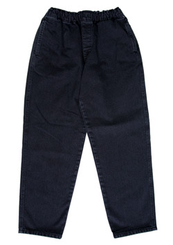 DENIM ELASTIC PANT