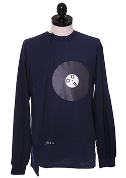 WHITE LABEL VINYL LONG SLEEVE