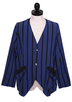 STRIPE LIGHT JACKET