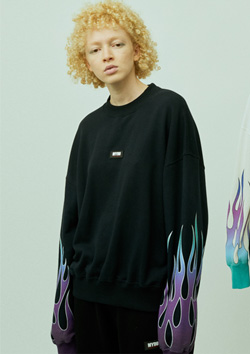 FIRE SWEAT PULLOVER