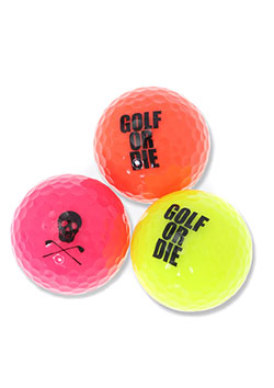 MAGNUM NEON BALL (3pcs SET)